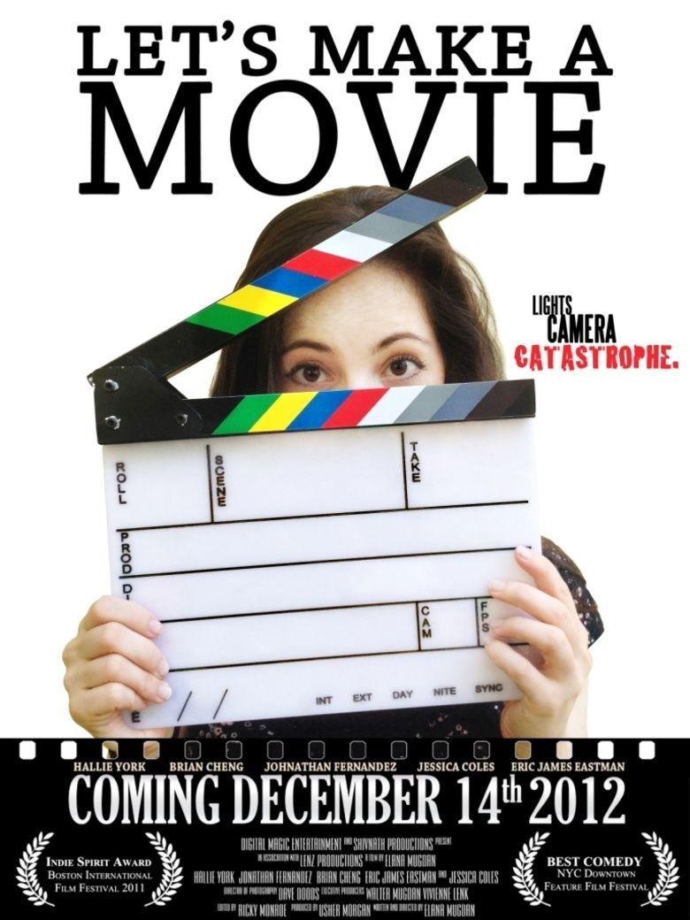 Lets Make a Movie movie poster