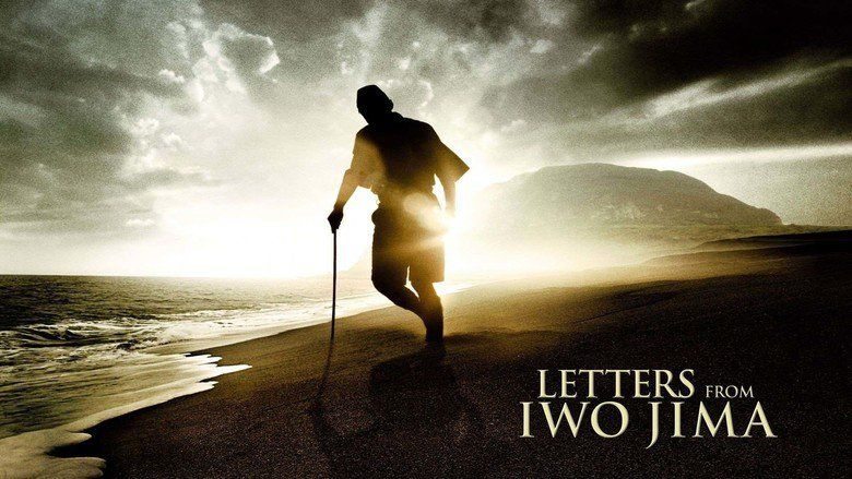 Letters from Iwo Jima movie scenes