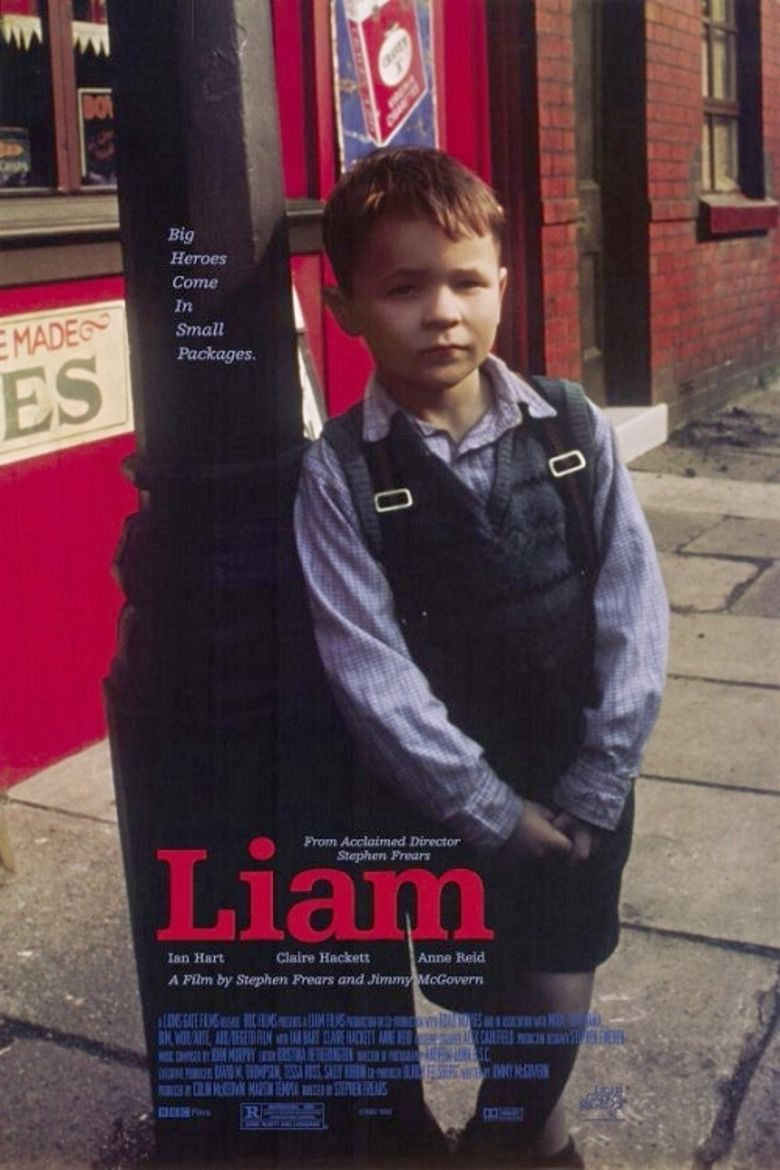Liam (film) movie poster