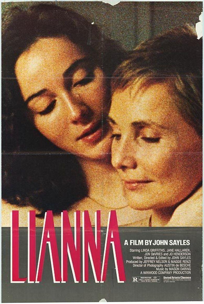 Lianna movie poster
