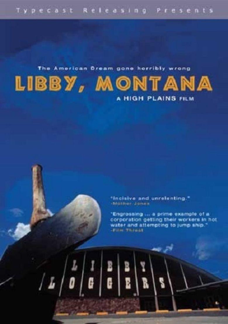 Libby, Montana (film) movie poster