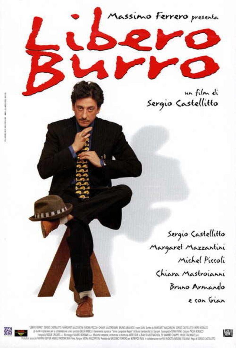 Libero Burro movie poster