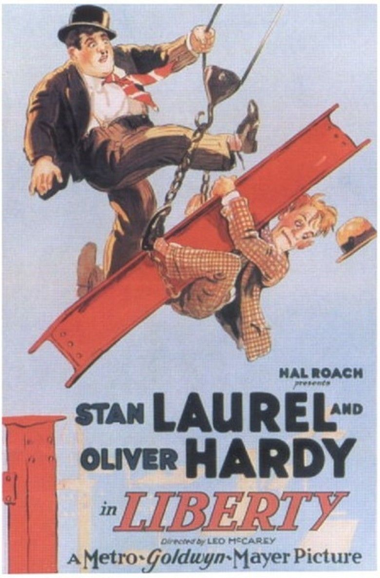 Liberty (1929 film) movie poster