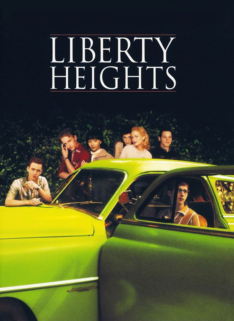 Liberty Heights movie poster