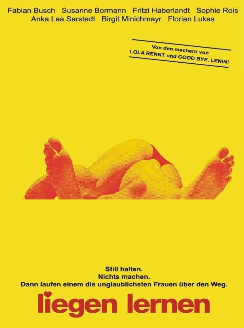 Liegen lernen movie poster