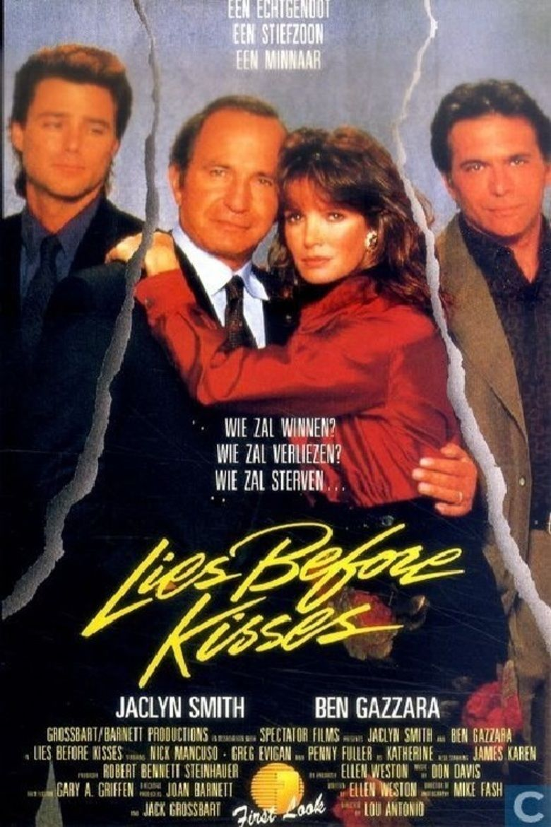 Lies Before Kisses movie poster