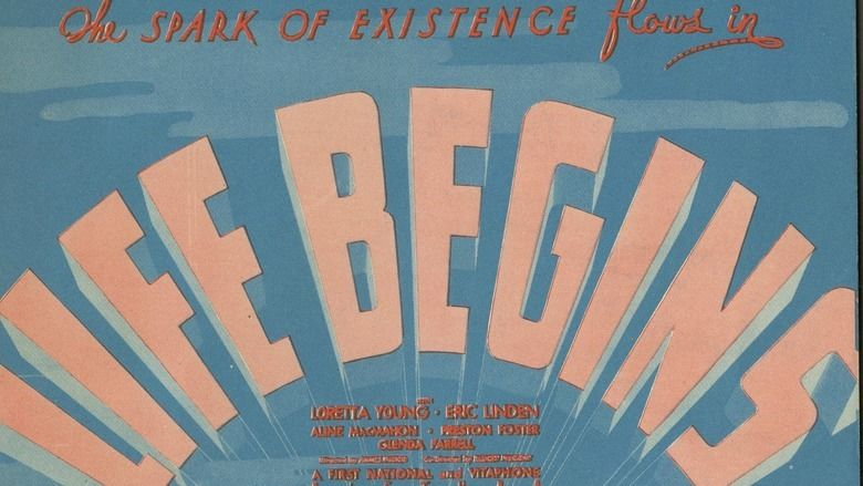 Life Begins (film) movie scenes