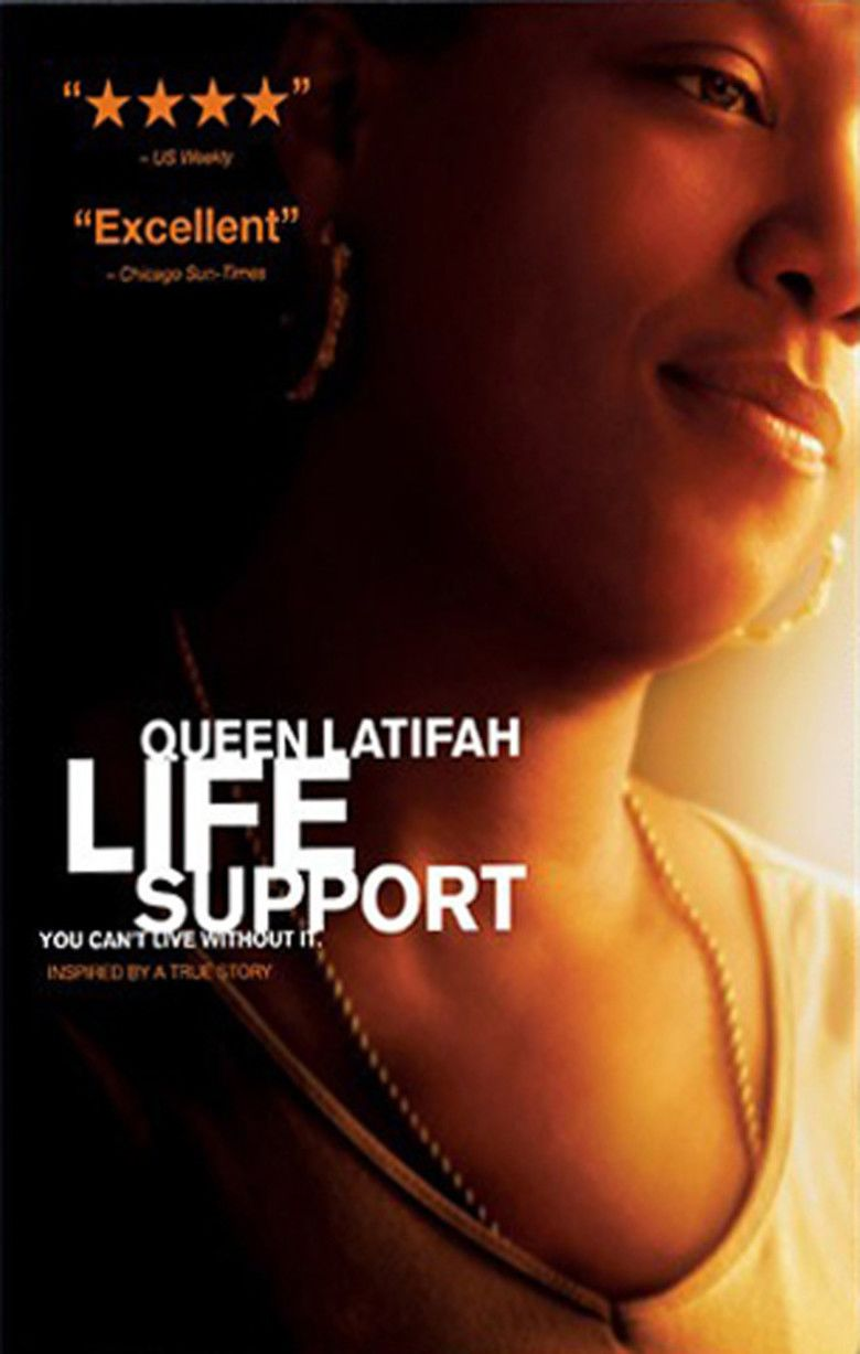 Life Support (film) movie poster
