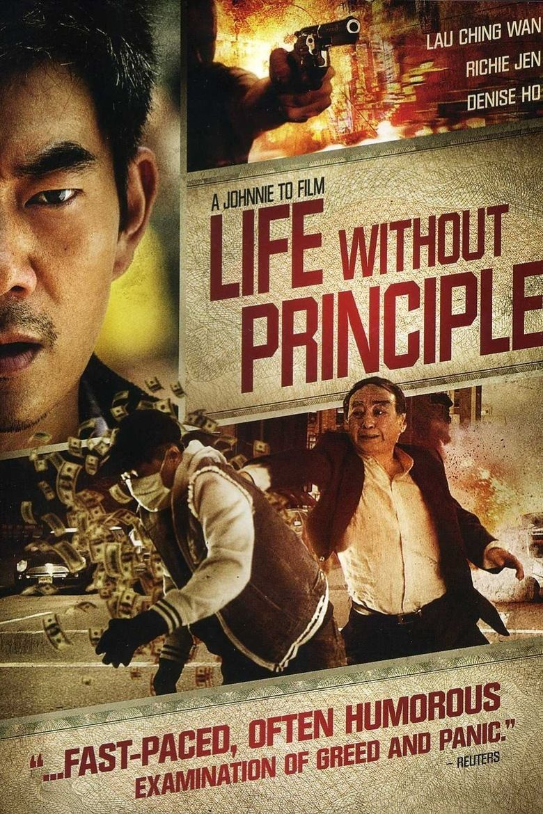 Life Without Principle (film) movie poster