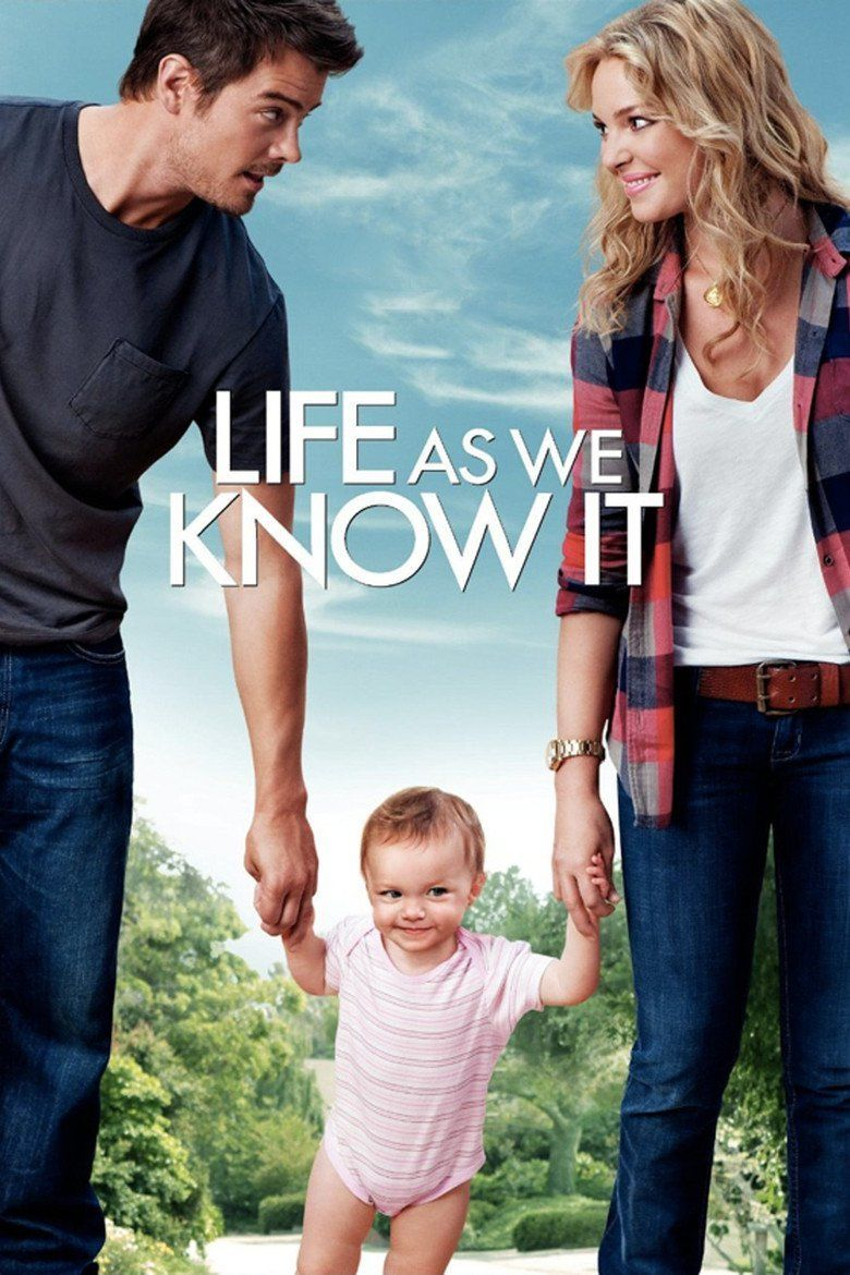 Life as We Know It (film) movie poster