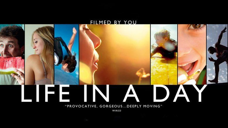 Life in a Day (2011 film) movie scenes
