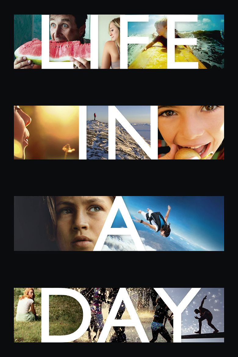 Life in a Day (2011 film) movie poster