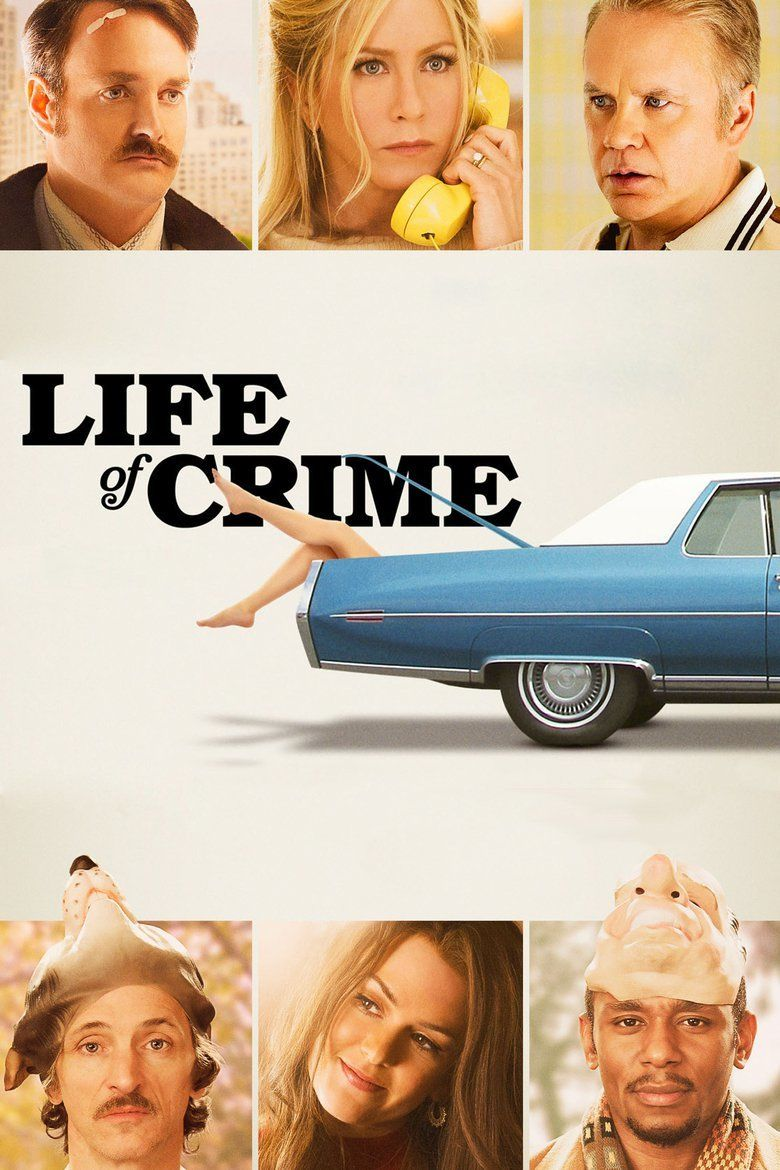 Life of Crime (film) movie poster