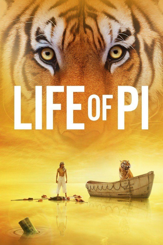 Life of Pi (film) movie poster