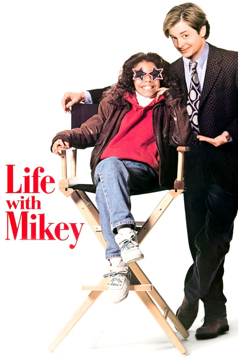 Life with Mikey movie poster