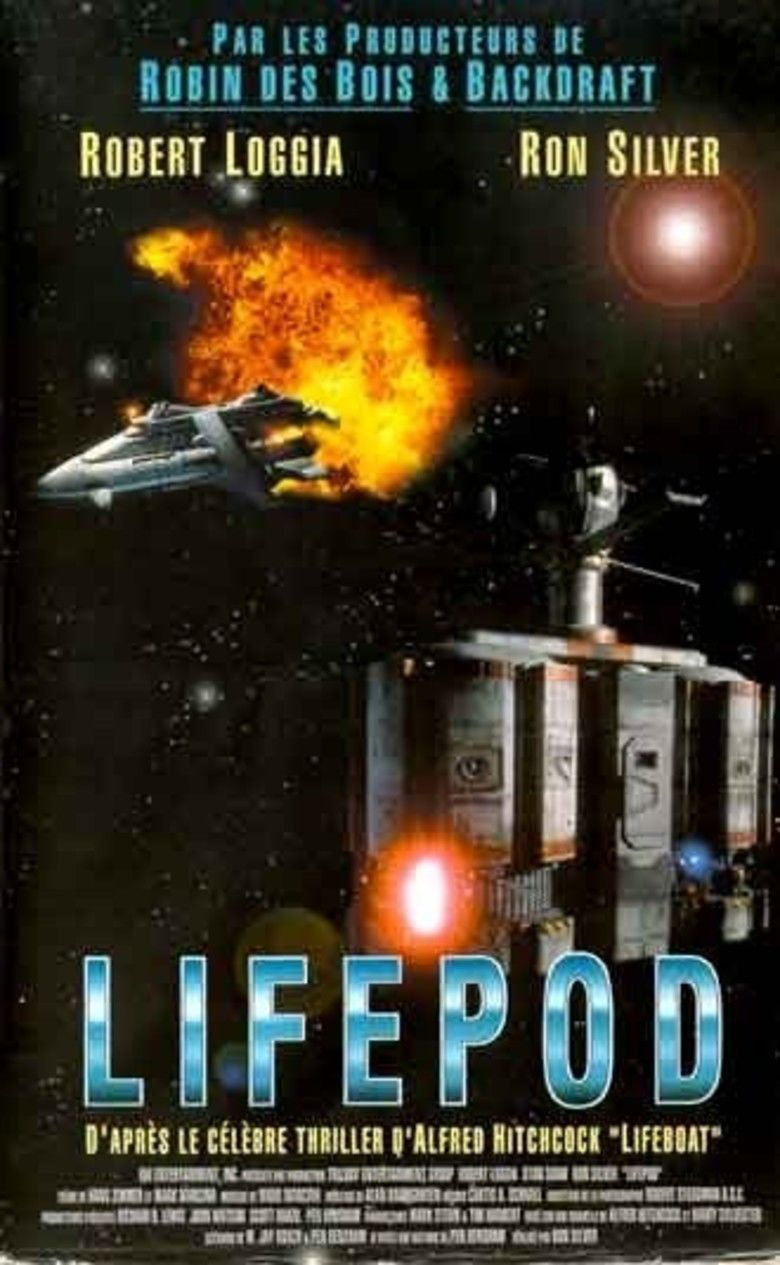 Lifepod movie poster