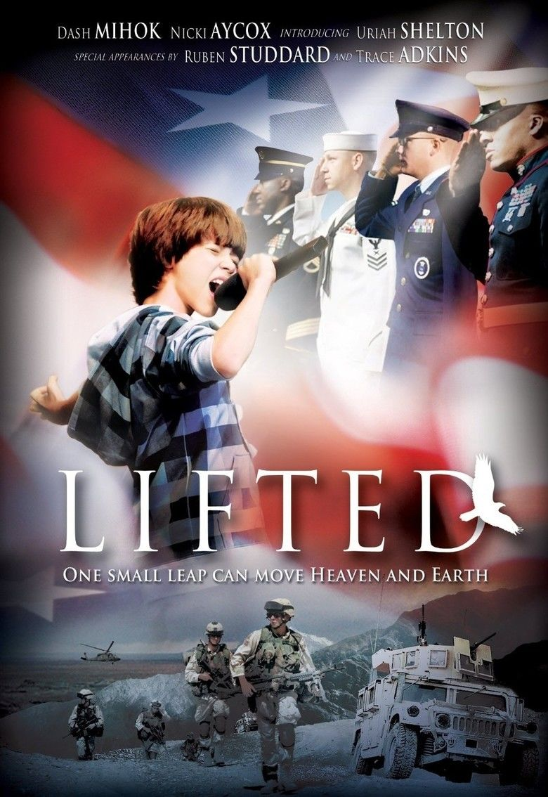 Lifted (2011 film) movie poster