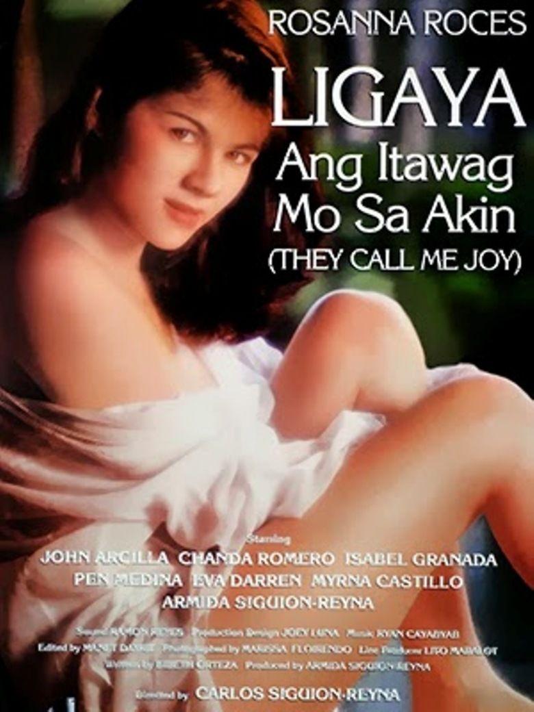 Ligaya Ang Itawag Mo Sa Akin movie poster
