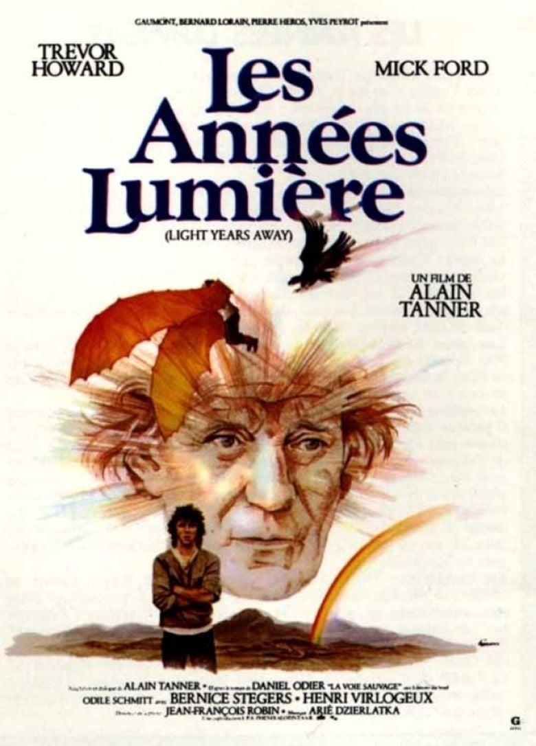 Light Years Away movie poster