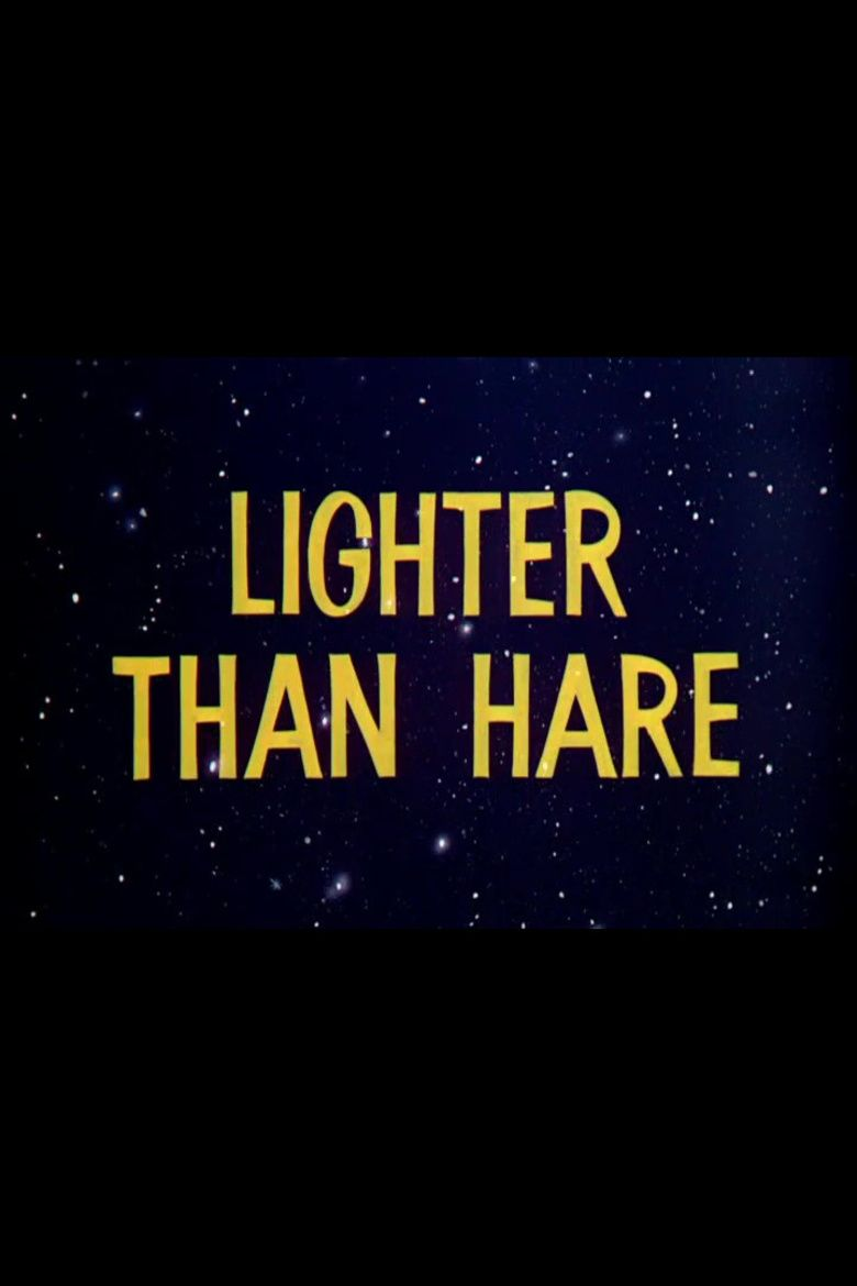 Lighter Than Hare movie poster