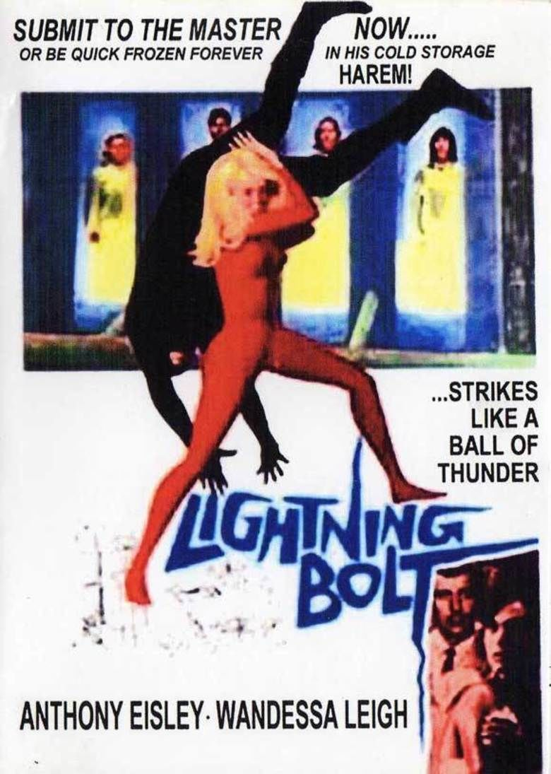 Lightning Bolt (film) movie poster