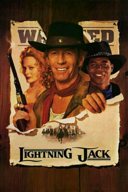 Lightning Jack movie poster