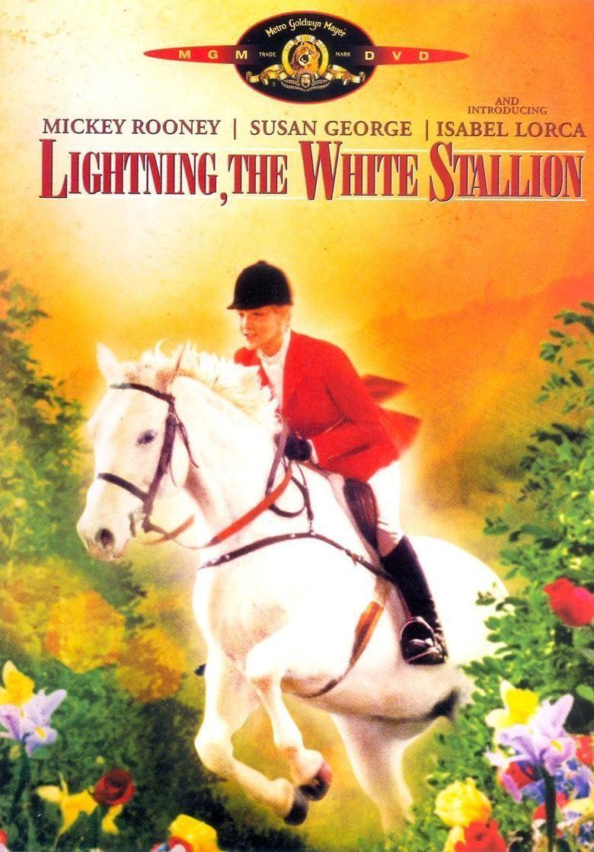 Lightning, the White Stallion movie poster