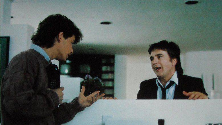 Like Father Like Son (1987 film) movie scenes