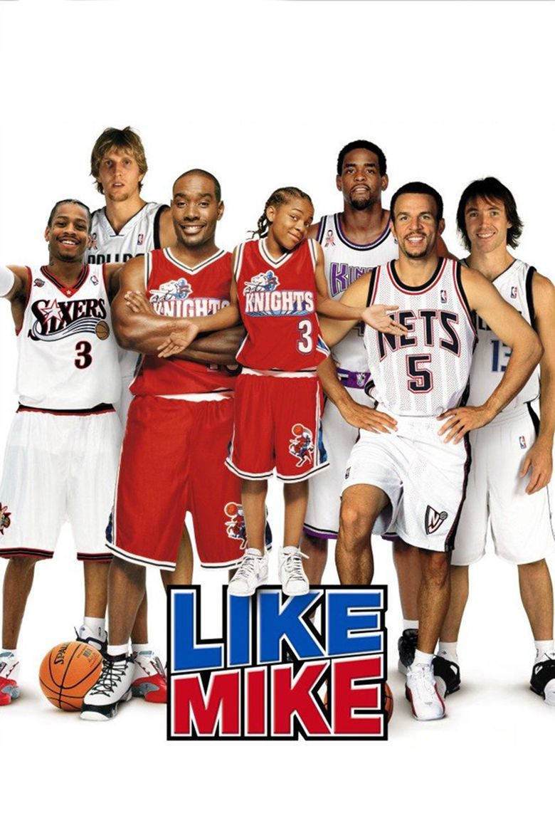 Like Mike movie poster
