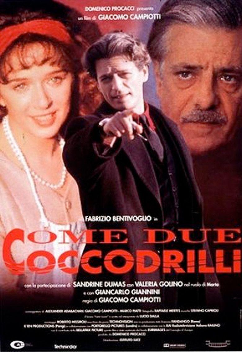 Like Two Crocodiles movie poster