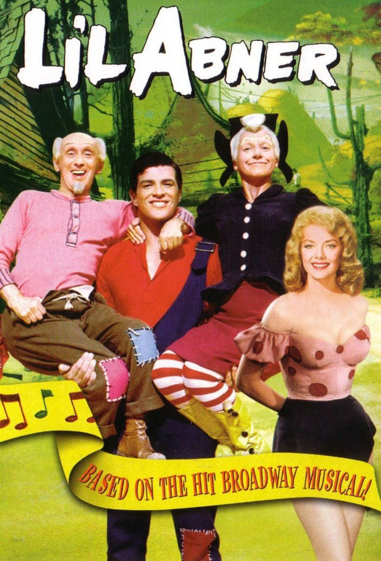 Lil Abner (1959 film) movie poster
