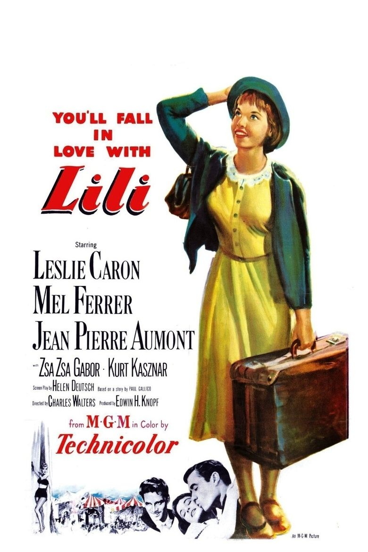 Lili movie poster