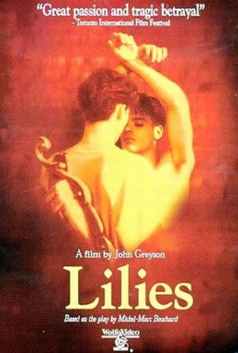 Lilies (film) movie poster