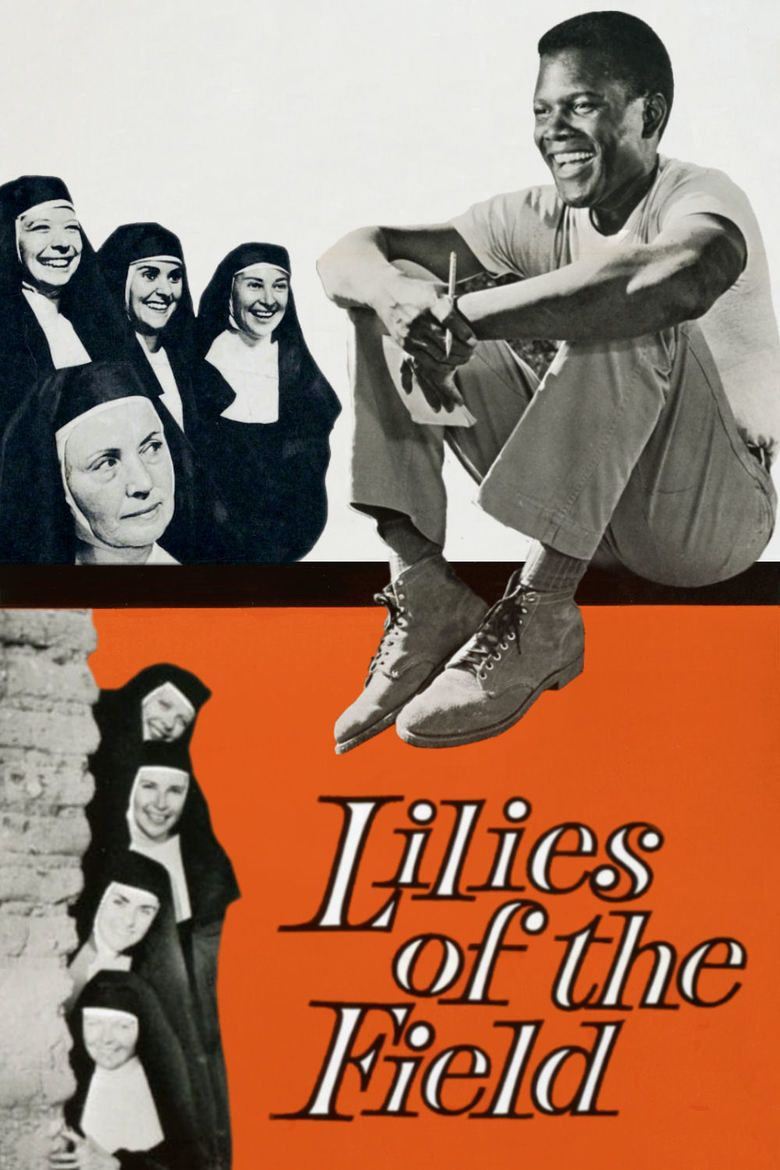 Lilies of the Field (1963 film) movie poster