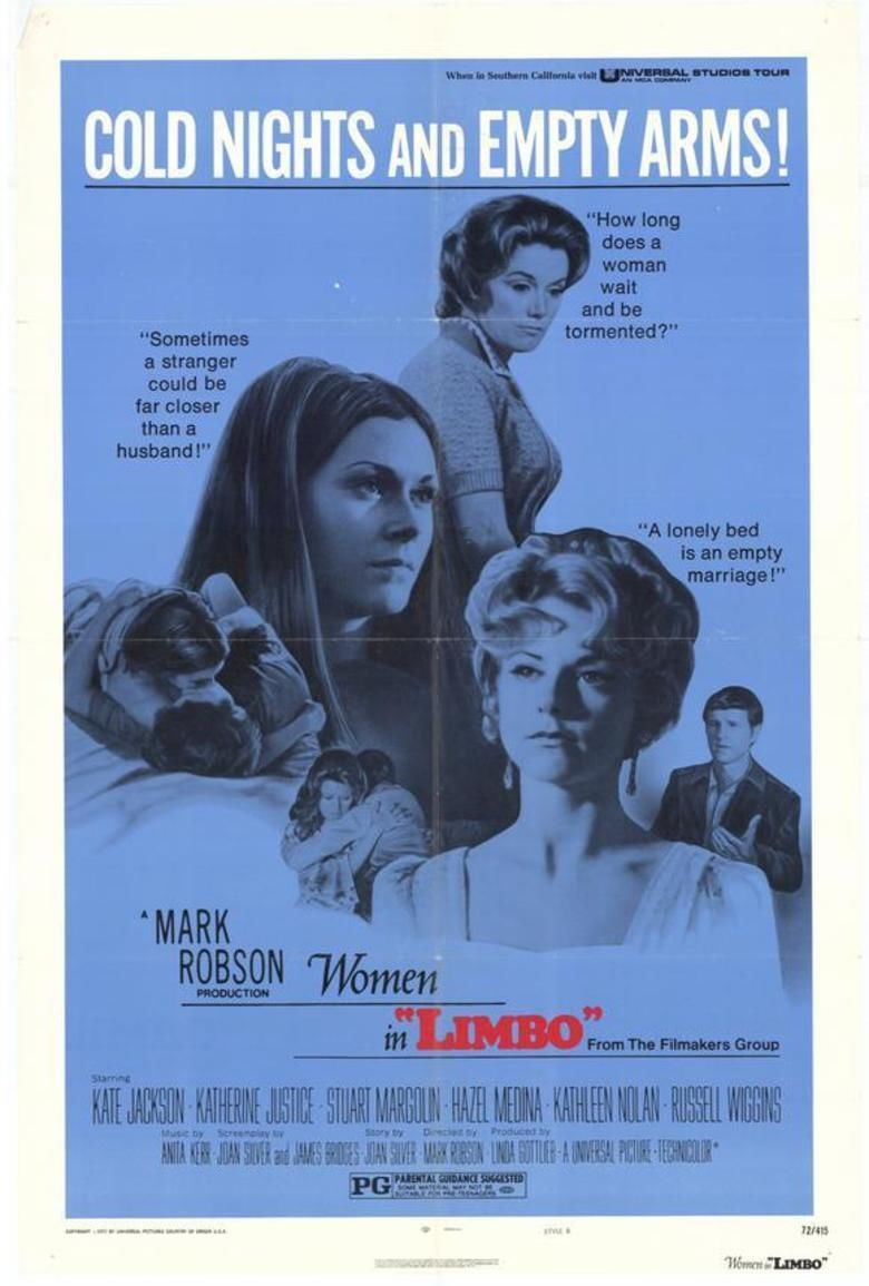 Limbo (1972 film) movie poster