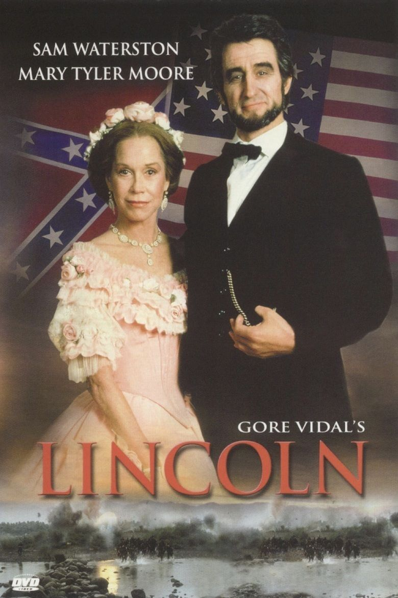 Lincoln (miniseries) movie poster