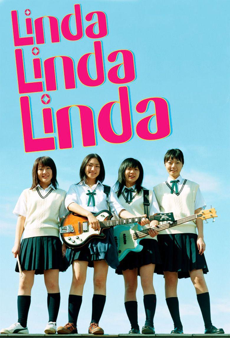 Linda Linda Linda movie poster