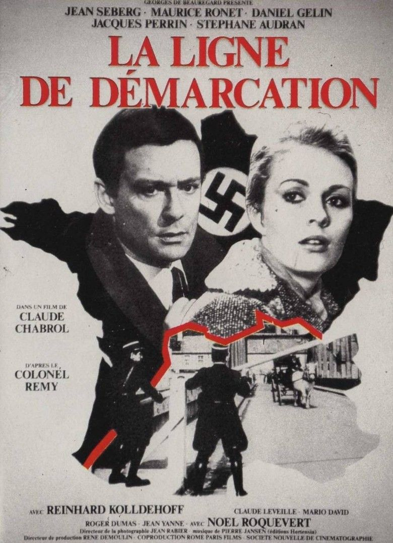Line of Demarcation (film) movie poster