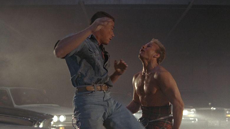 Lionheart (1990 film) movie scenes