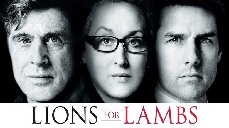 Lions for Lambs movie scenes