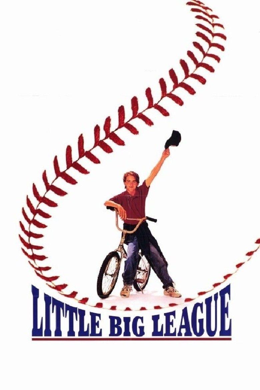 Little Big League movie poster