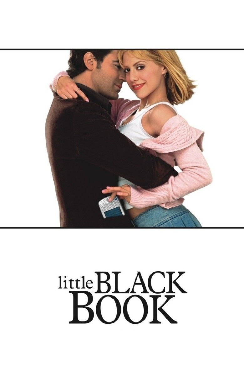 Little Black Book movie poster