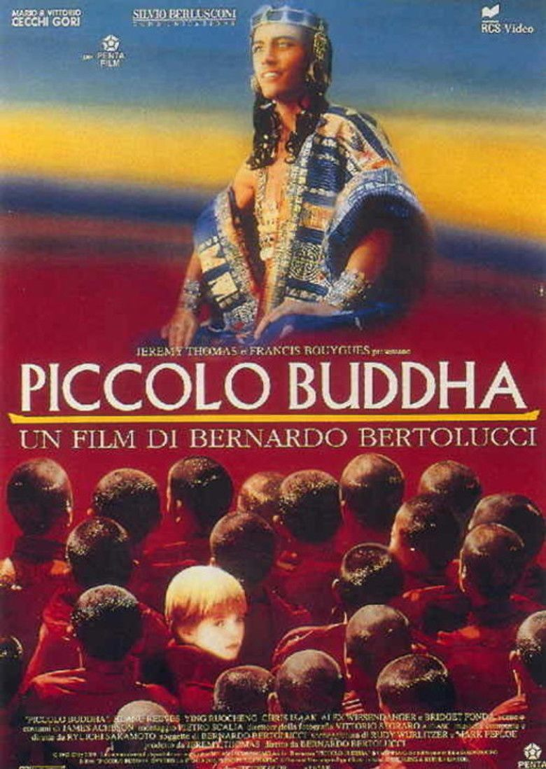 Little Buddha movie poster