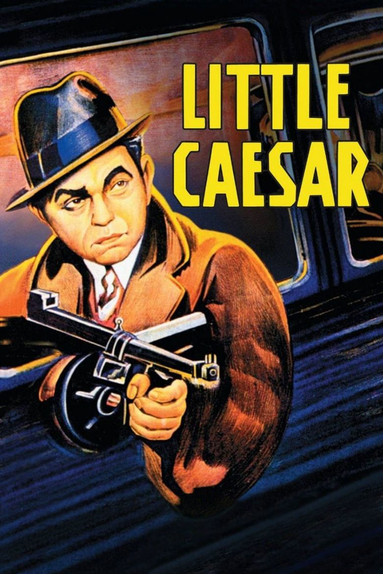 Little Caesar (film) movie poster