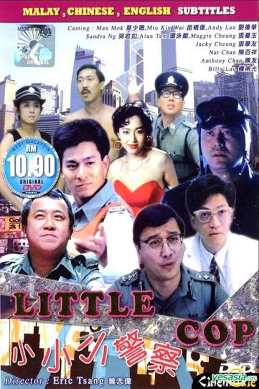 Little Cop movie poster