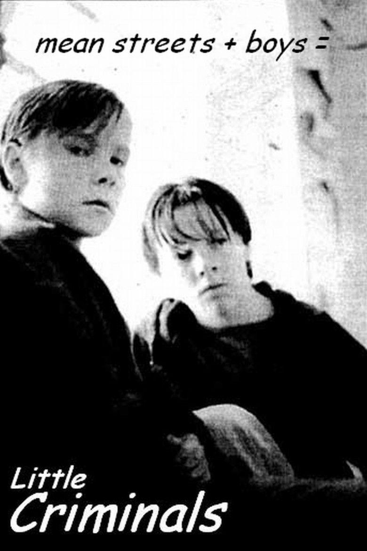 Little Criminals (film) movie poster
