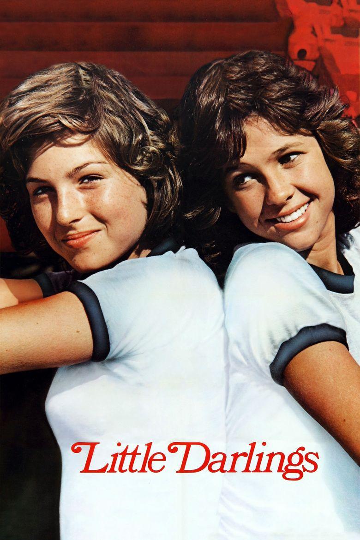 Little Darlings movie poster