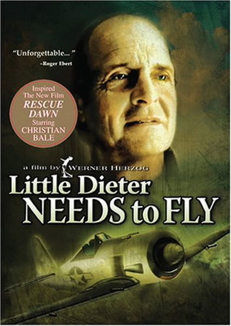 Little Dieter Needs to Fly movie poster