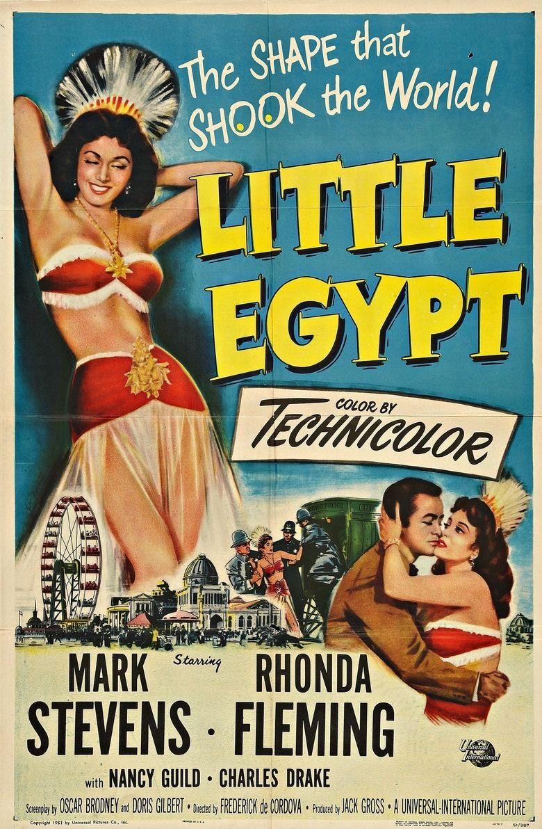 Little Egypt (film) movie poster