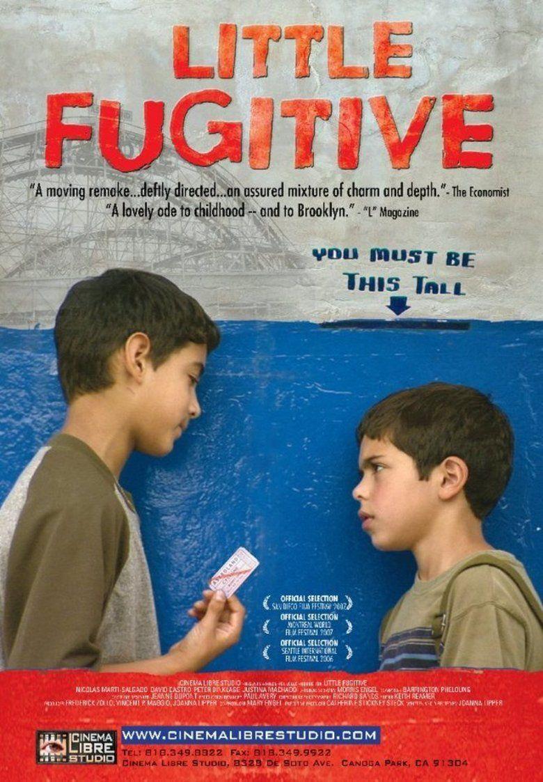 Little Fugitive (2006 film) movie poster